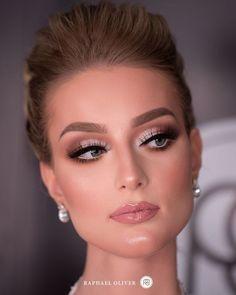 Natural Wedding Makeup, Wedding Hair And Makeup, Bridal Makeup, Natural Makeup, Wedding Lips, Natural Face, Hair Wedding, Makeup Inspo, Makeup Inspiration