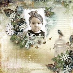 Memories's Beauty Collection by D's Designs - Digiscrapbooking.ch