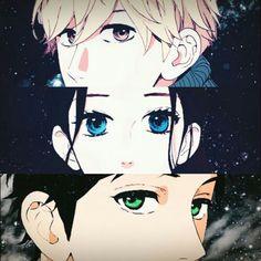 Hirunaka no Ryuusei my eyes siempre te verán como si fueran tus mas grandes estrellas