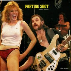 Lemmy, Motorhead