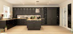 AUBO køkken Trend Skagerak - klassisk moderne - AUBO køkkener