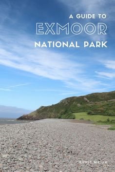 A guide to what to do and see in Exmoor National Park in the UK including Bossington, Selworthy, Dunkery Beacon and Dunster Castle. Stuff To Do, Things To Do, Free Things, Roi Arthur, North Devon, Travel Tips, Travel Destinations, Travel Uk, Travel Guides
