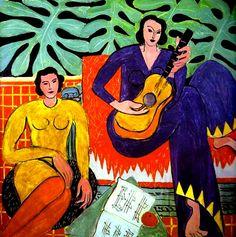 Henry Matisse - Muzyka