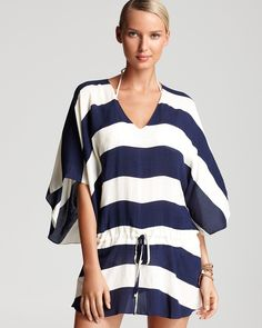 bcb4bdf3fdde3 Bloomingdale's. Pool FashionBeach Cover UpsVacation WearCruise Outfits Swimwear ...