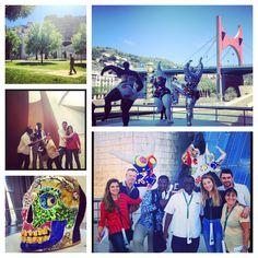 #actividades#guggenheim#international#friends#learnspanish#apprendrel'espagnol#bilbao#institutohemingway
