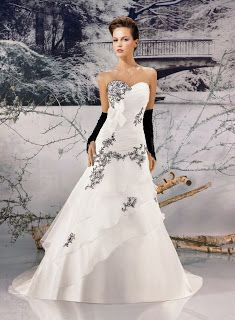 Mariage et collections: Robes de mariée Miss Paris 2013