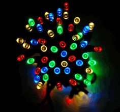 Solar Powered Christmas Lights Review | The Solar Lights Site