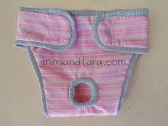 dog diaper pattern