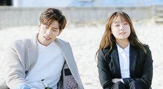 "First Impressions: ""My Secret Romance"" Romance, Drama Series, Tv Series, Lee Young Suk, Song Ji Eun, Kdrama, Bride Of The Water God, Drama Gif, Age Of Youth"