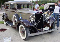 Volvo PV 650 Series - Volvo PV 654 (1933-34, 361 cars built)