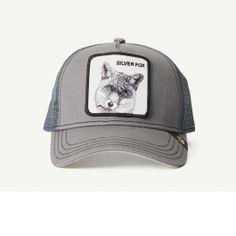 06a5fbf996f9c Silver Fox Baseball Cap