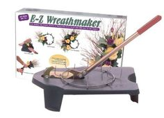 Wreath Making Machine Quik Crafter http://www.amazon.com/dp/B001T7ML3M/ref=cm_sw_r_pi_dp_dl0Vtb0CQGEBHG4W