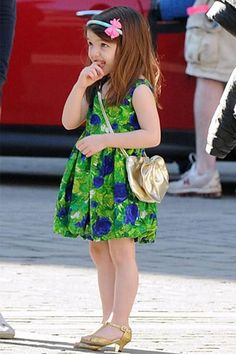 Suri Cruise: Tom Cruise stated that he's extremely proud of his daughter Suri for her excellent sense of fashion and style. Being the girl of style-icon ...