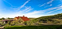 Balboa and Beresan Wineries #wine #tastingroom #travel #vineyard #sky walla walla washington