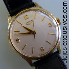 Longines Solid Gold (vintage)