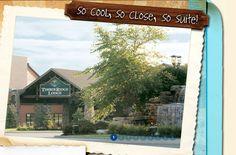 Timber Ridge Lodge at Grand Geneva Resort in Lake Geneva, Wisconsin