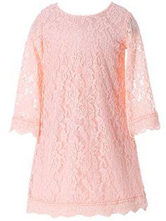 Bow Dream Flower Girl's Dress Pink 1 Bow Dream https://www.amazon.com/dp/B015MONFM8/ref=cm_sw_r_pi_dp_x_WFAizbJTZMGCZ