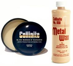 Now available on our store: Check it out here!   https://www.collinite476.com/collections/collinite-car-wax