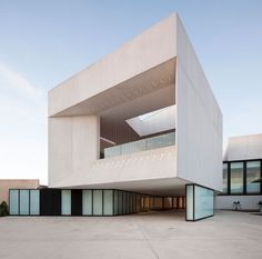 New Theatre in Almonte,Huelva, Spain by JUAN PEDRO DONAIRE ARQUITECTOS: OMG love it!