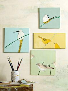 1000 Images About Bird Art On Pinterest Birds Tree