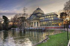 Madrid -Parque del Retiro