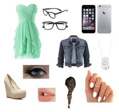 """""""Fun Formal"""" by softballarp ❤ liked on Polyvore"""