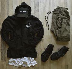 """Streetwear DaiIy on Twitter: """"Anti Social Social Club x Yeezy's. https://t.co/luStTlXYtr"""""""