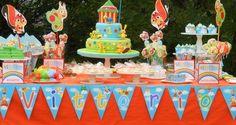 Vicky Muraro: Fiestas Temáticas Infantiles: Baby Tv