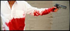 """""""DIY Horror Filmmaking Tutorials"""" - Excellent site with tutorials on how to create creepy effects like fake blood, etc.  GREAT resource for Halloween!"""