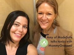 What's Made Safe? Amy Ziff Explains - http://www.mommygreenest.com/whats-made-safe-amy-ziff-explains/