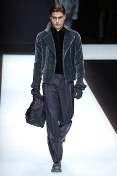 Emporio Armani | Menswear - Autumn 2016 | Look 72