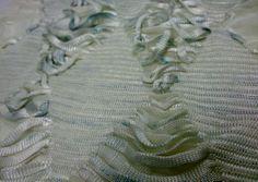 machine knitting e-wrapping - Google Search