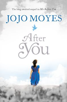 After You by Jojo Moyes - sequel to Me Before You. Want this for Xmas