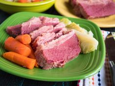 Pressure Cooker Corned Beef and Cabbage - Dad Cooks Dinner Pressure Cooker Corned Beef, Crock Pot Corned Beef, Corned Beef Recipes, Instant Pot Pressure Cooker, Power Cooker Recipes, Pressure Cooker Recipes, Pressure Cooking, Cooking Recipes, Slow Cooker