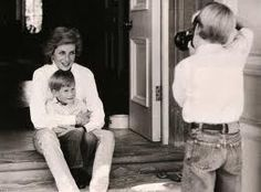 We hope you enjoyed Part One of Rarely Seen Portraits of Princess Diana. For Part Two, we're going to start with this one of Princess Diana with Princes William and Harry. We just recently di…