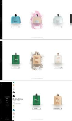 Fragrances and perfumes