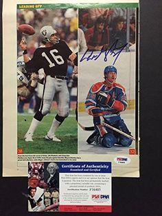 Oilers Wayne Gretzky Publication