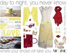 """You never know"" by alexandrida ❤ liked on Polyvore"