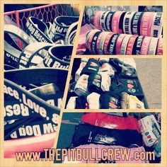 Love Pits? you will love these!!! Bracelets, Key chains, Tee's and more!   Email: Shannon @thepitbullcrew.com  or visit: www.THEPITBULLCREW.com