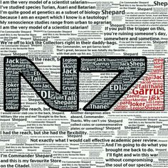 N7 & words that you'll never forget