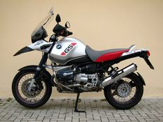 BMW R1150GS Adventure #3