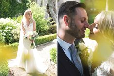 A romantic moment in the gardens at Cliff at Lyons. A real wedding by Couple Photography. Romantic Moments, Cliff, Couple Photography, Perfect Wedding, Real Weddings, Gardens, Couples, Wedding Dresses, Fashion