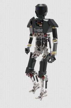 Meet the Amazing Robots That Will Compete in the DARPA Robotics Challenge - IEEE Spectrum