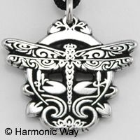 The Magical Dragonfly Pendant Necklace Very Pretty Healing Energy Auction | eBay