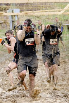 Tough Mudder Obstacle - Electroshock Therapy | Tough Mudder