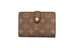 Authentic Louis Vuitton Black Epi Ladies Purse Wallet (1063)