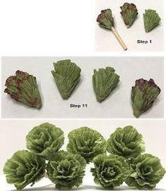 My Miniature Madness: Vegetable Tutorial