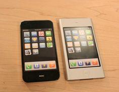 The Original iPhone 4 Design Prototype From 2006