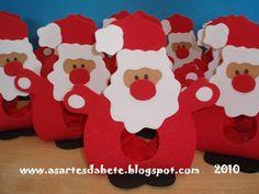 As Artes da Bete: Dezembro 2010