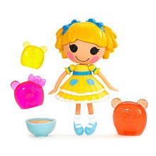 for my daughter, Lucy: Mini Lalaloopsy Fairy Tales Doll - Curls 'N Locks  #buildabear #Easter
